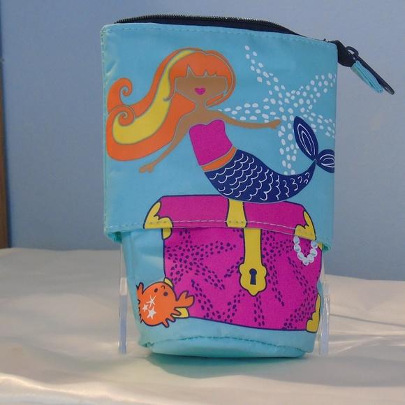 Mermaid treasure pouch
